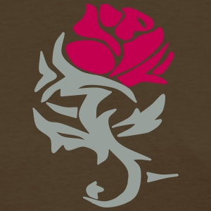 Rose Design - Women's T-Shirt