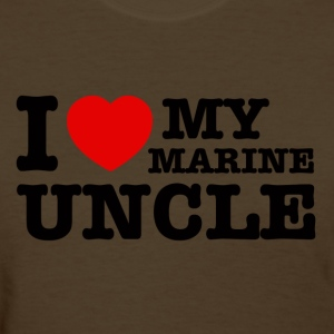 marine uncle design - Women's T-Shirt