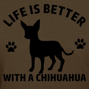 chihuahua design - Women's T-Shirt