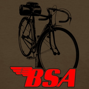 BSA red / black - Women's T-Shirt