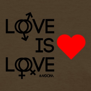 Love is Love EVERYWHERE - Women's T-Shirt