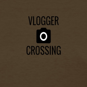VLOGGER CROSSING - Women's T-Shirt