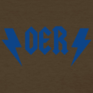 OER Rocks (Blue) - Women's T-Shirt