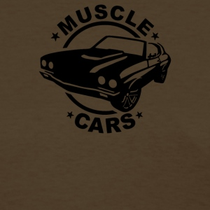 Muscle Car - Women's T-Shirt