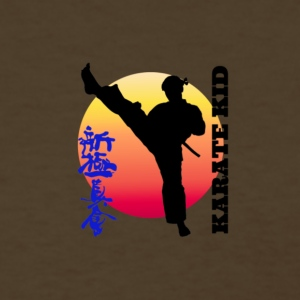karate kid label - Women's T-Shirt