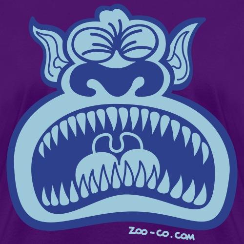 Crying Monster - Women's T-Shirt