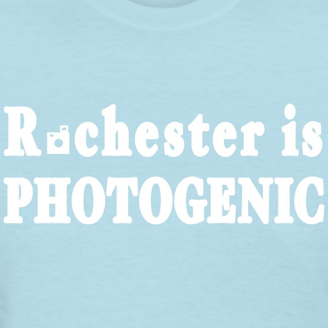 New York Old School Rochester is Photogenic Shirt