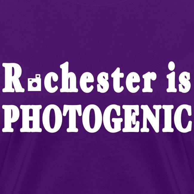 New York Old School Rochester is Photogenic Shirt
