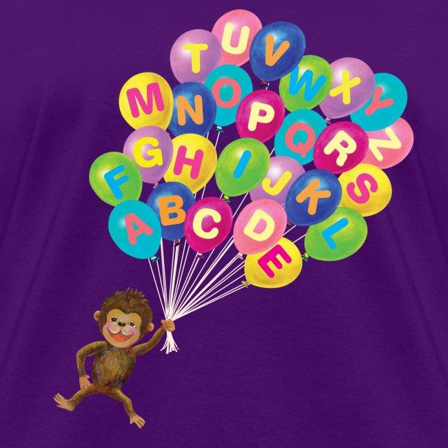 Balloons Monkey