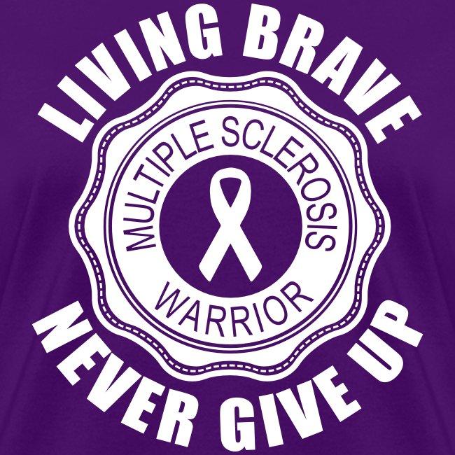 Multiple Sclerosis Warrior