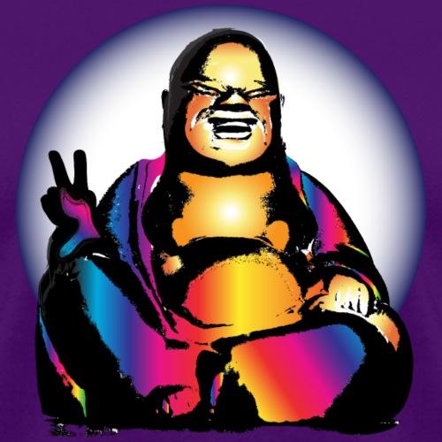 Cool Buddha - Women's T-Shirt