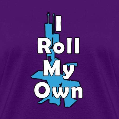 CloverTac Roll The Blue Tee - Women's T-Shirt