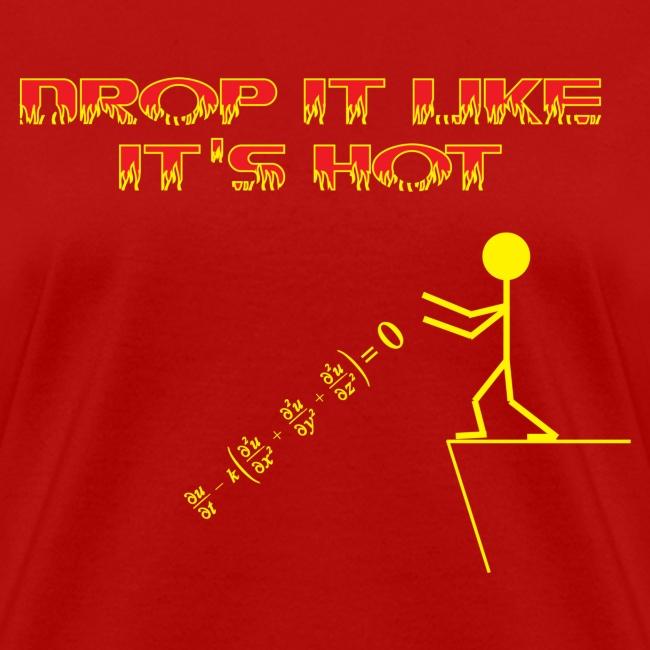 drop it like its hot