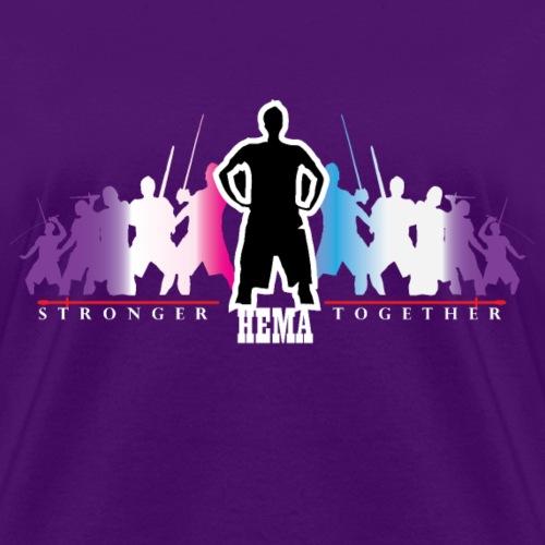 HEMA Diversity (BG) - Women's T-Shirt
