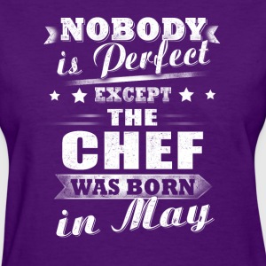 Except the Chef T-Shirts - Women's T-Shirt