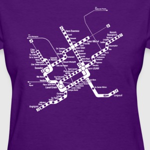 METRO Map - Women's T-Shirt