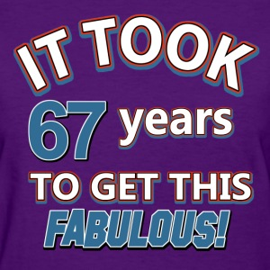 66th birthday celebration - Women's T-Shirt
