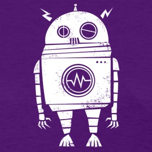 Big Robot - Women's T-Shirt