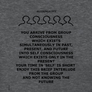 2017 03 25 GROUP CONSCIOUS INTO SELF CONSCIOUS - Women's T-Shirt