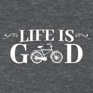 Life Is Good Bicycle - Women's T-Shirt