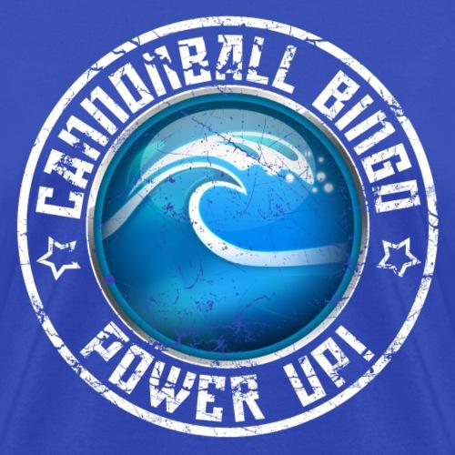 Vintage Tsunami Power-Up Tee - Women's T-Shirt