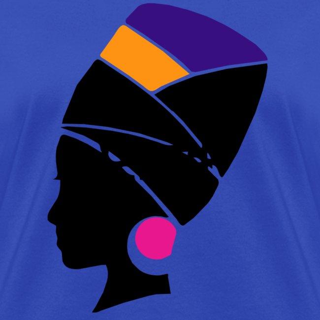 Original Kulture Colorful Sister Print
