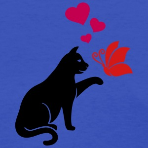 I love cats - Women's T-Shirt