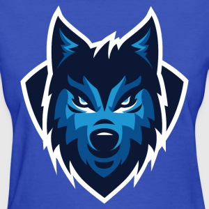 Wolf Logo - Women's T-Shirt