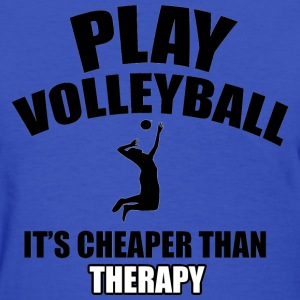 volleyball designs - Women's T-Shirt