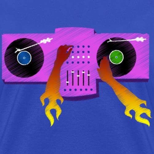 DJ is on fire - Women's T-Shirt
