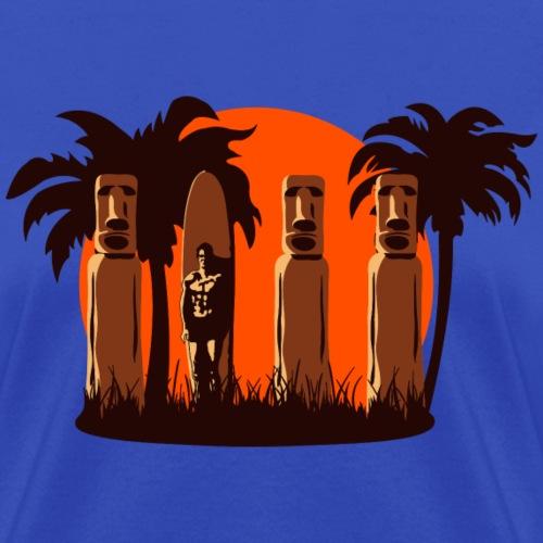 Ancient Surfer Monolit - Women's T-Shirt