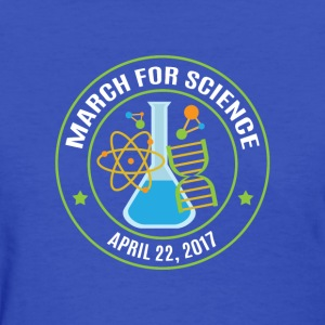 March for Science 2017 - Women's T-Shirt