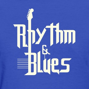 Rhythm and blues - Women's T-Shirt