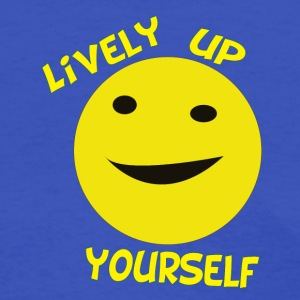 lively up yourself - Women's T-Shirt