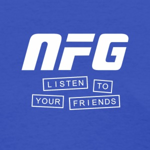New Found Glory Listen to Your Friends - Women's T-Shirt