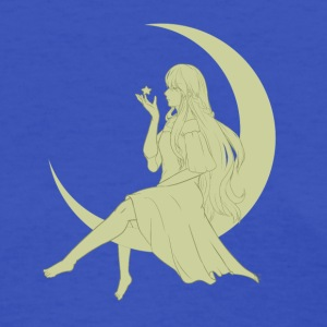 Moon girl - Women's T-Shirt