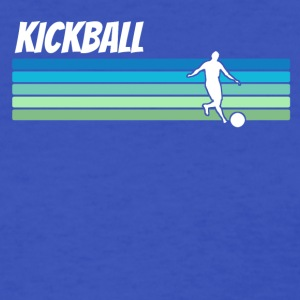 Retro Kickball - Women's T-Shirt