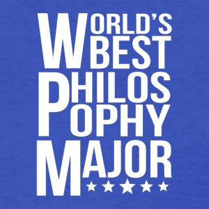 World's Best Philosophy Major - Women's T-Shirt