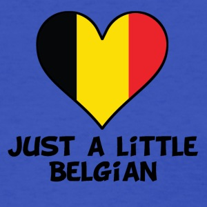 Just A Little Belgian - Women's T-Shirt