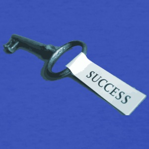 Key of success - Women's T-Shirt