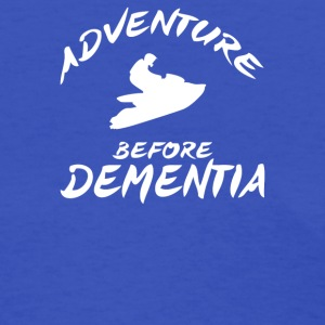 Adventure Before Dementia Jet Ski - Women's T-Shirt