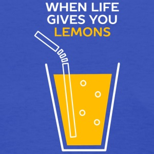 Funny Lemonade Idiom - Women's T-Shirt