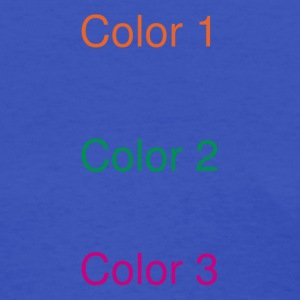 3_Color_File - Women's T-Shirt