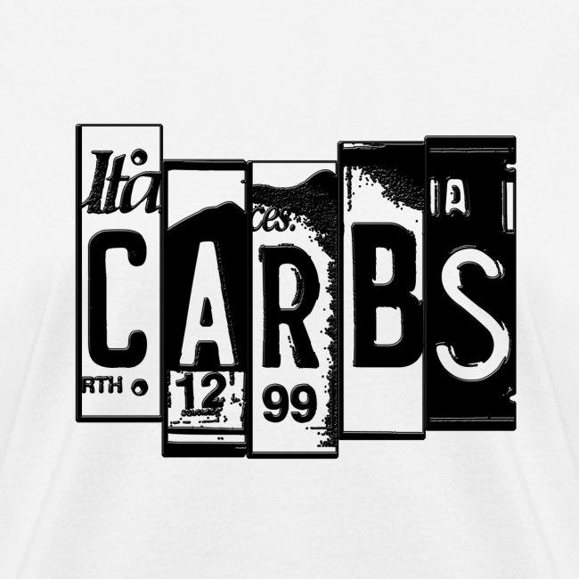 carbs shirt