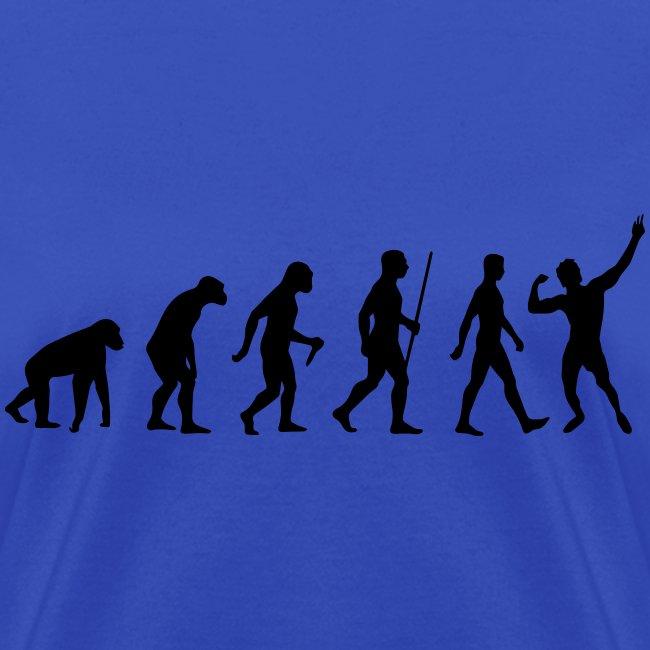 Evolution of Zyzz