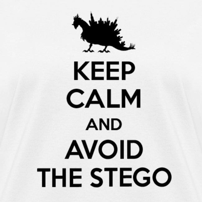 Keep Calm Black