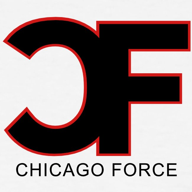 CF Logo Original vector w Chicago Force