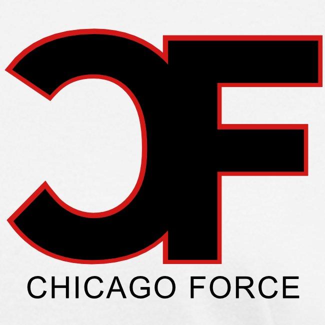 CF Logo Original vector w Chicago Force