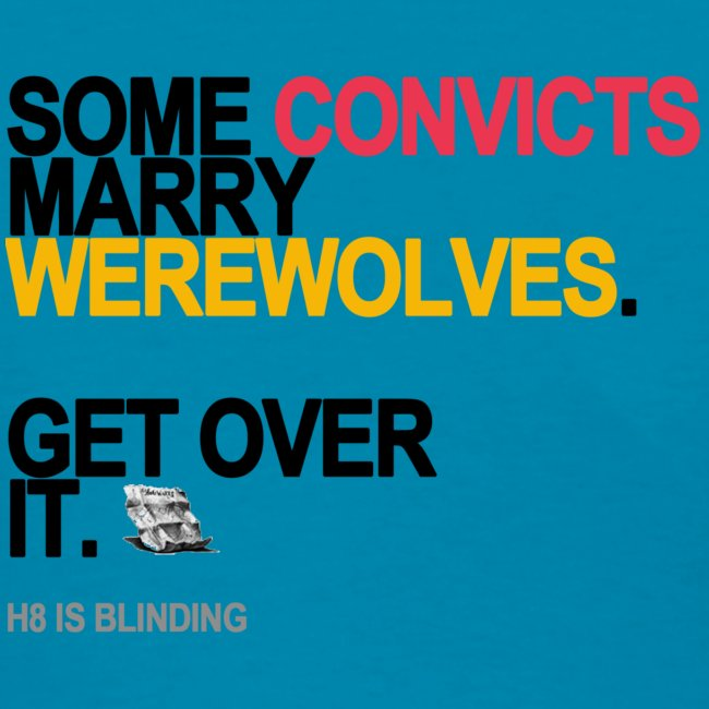 some convicts marry werewolves lg transp