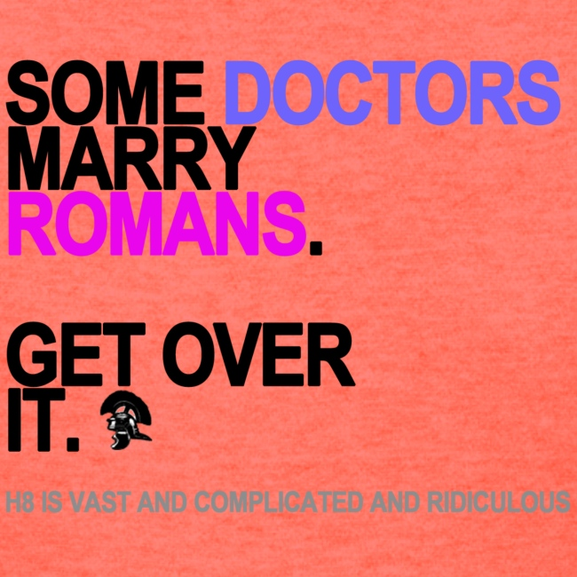 some doctors marry romans lg transparent